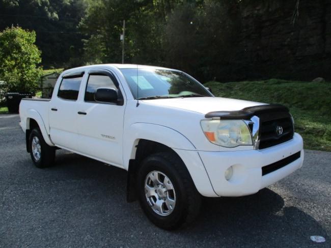 2008 Toyota Tacoma Base V6 Truck Double-Cab