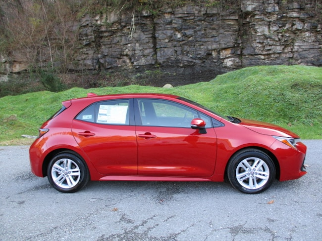New 2019 Toyota Corolla Hatchback For Sale Prestonsburg Ky