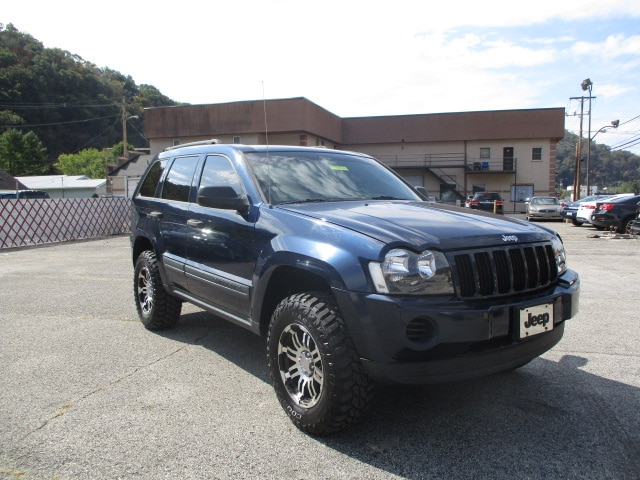 Used 2005 Jeep Grand Cherokee For Sale At Mann Toyota Vin 1j4gr48k25c517382