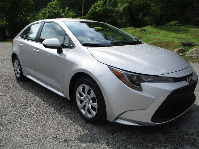 New 2020 Toyota Corolla For Sale | Prestonsburg KY | 5YFEPRAE4LP016311