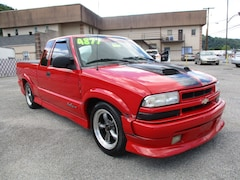 2000 Chevrolet S-10 Truck Extended Cab
