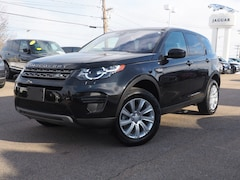 Certified Used 2018 Land Rover Discovery Sport SE SUV Boston Massachusetts
