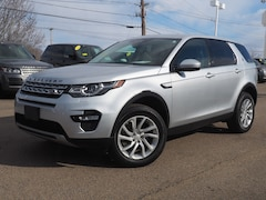 Used 2016 Land Rover Discovery Sport HSE SUV Boston Massachusetts