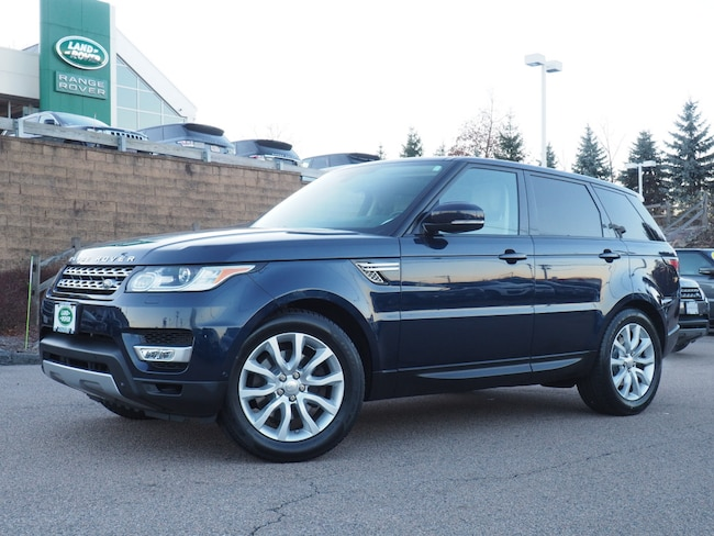 certified used 2014 land rover range rover sport for sale boston