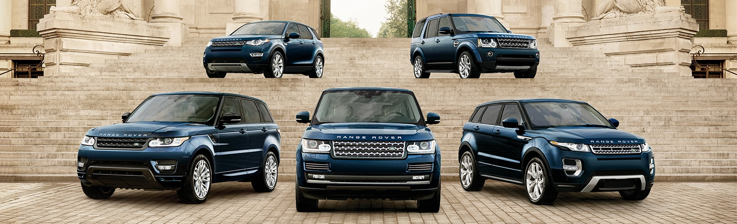 Range Rover Norwood >> Compare the Land Rover Models - Luxury Car Comparisons | Land Rover Norwood