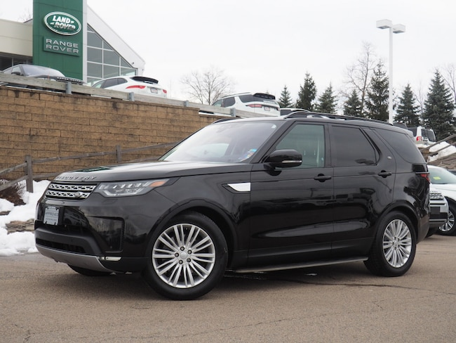 Certified Used 2017 Land Rover Discovery HSE SUV For Sale Near Boston Massachusetts