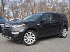 Used 2016 Land Rover Discovery Sport HSE Luxury SUV Boston Massachusetts