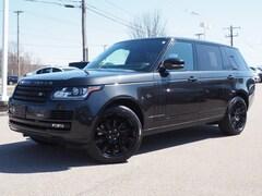 Used 2014 Land Rover Range Rover 5.0L V8 Supercharged SUV Boston Massachusetts