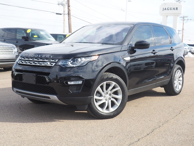 Certified Used 2018 Land Rover Discovery Sport HSE SUV For Sale Near Boston Massachusetts