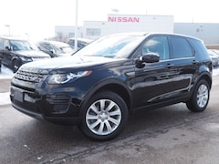 Certified Used 2017 Land Rover Discovery Sport SE SUV Boston Massachusetts