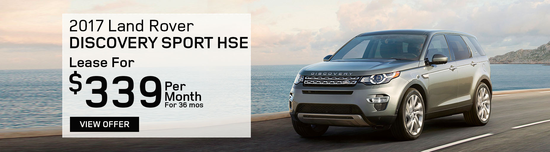 lr land se offer discovery shared specials landrover rover new special lease
