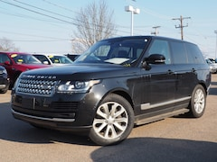 Certified Used 2016 Land Rover Range Rover 3.0L V6 Supercharged HSE SUV Boston Massachusetts