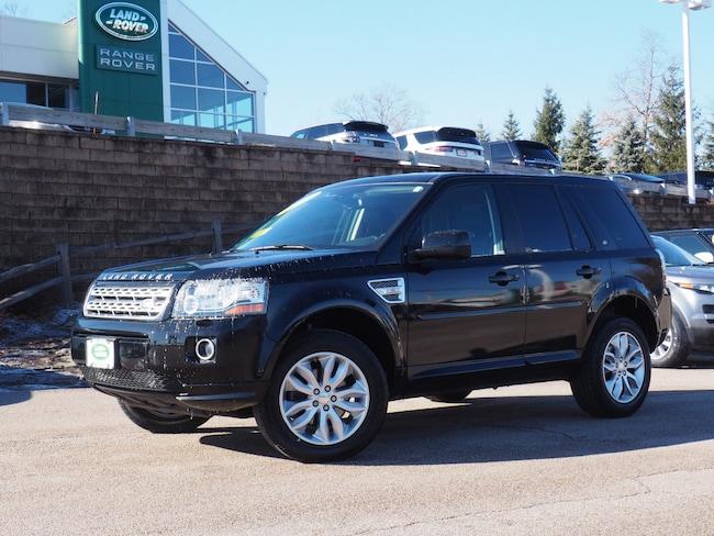 Used 2015 Land Rover LR2 Base SUV For Sale Near Boston Massachusetts