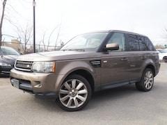 Used 2013 Land Rover Range Rover Sport HSE SUV Boston Massachusetts