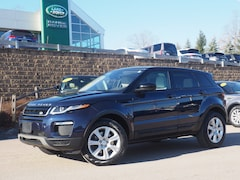 Used 2016 Land Rover Range Rover Evoque SE SUV Boston Massachusetts