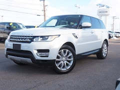 Used 2015 Land Rover Range Rover Sport 3.0L V6 Supercharged HSE SUV Boston Massachusetts