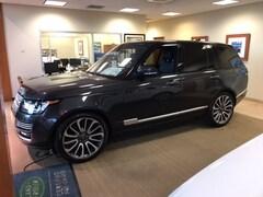 New 2017 Range Rover SUV for Sale Near Boston