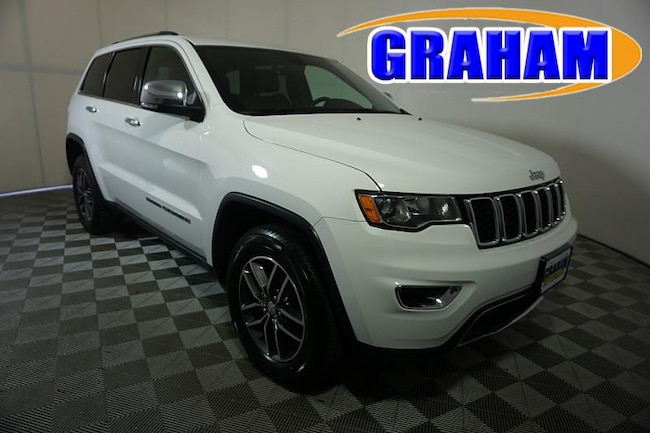2017 Jeep Grand Cherokee Limited Full Size SUV