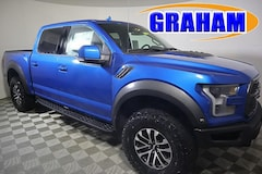 New 2019 Ford F-150 Raptor Truck for sale in Mansfield OH