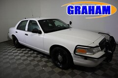 2011 Ford Crown Victoria Street Appear Full-Size Car