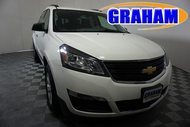 2015 Chevrolet Traverse LS Full Size SUV