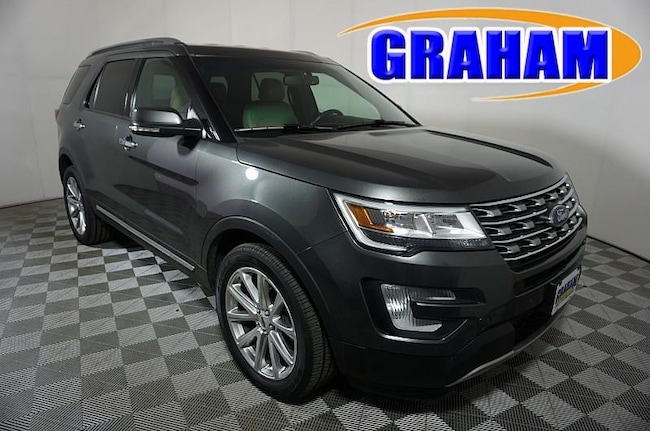 2016 Ford Explorer Limited Full Size SUV