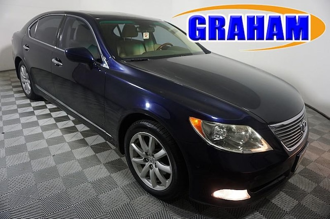 2008 LEXUS LS460 LWB Full-Size Car