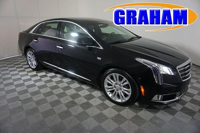 2018 Cadillac XTS Luxury Full-Size Car