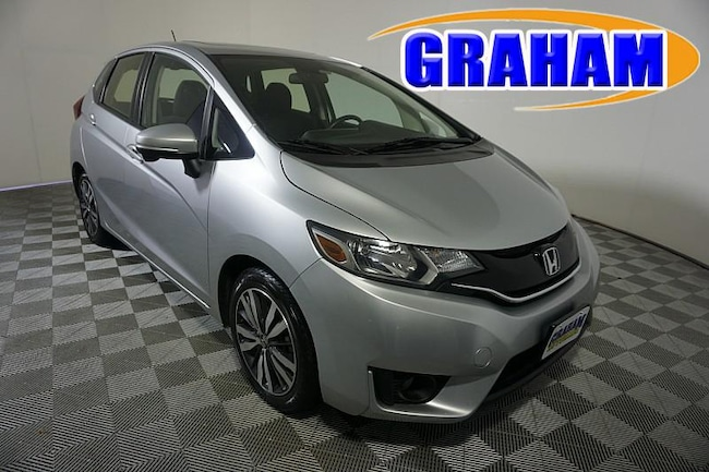 2016 Honda Fit EX Compact Car