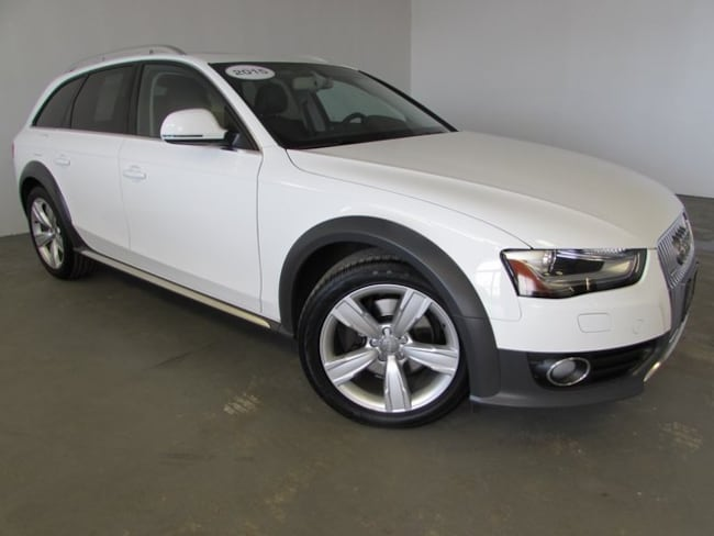 2015 Audi allroad 2.0T Premium (Tiptronic) Wagon