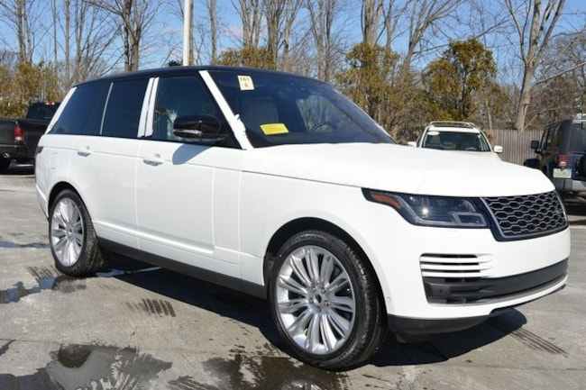 Range Rover Peabody >> New 2019 Land Rover Range Rover For Sale At Land Rover Peabody