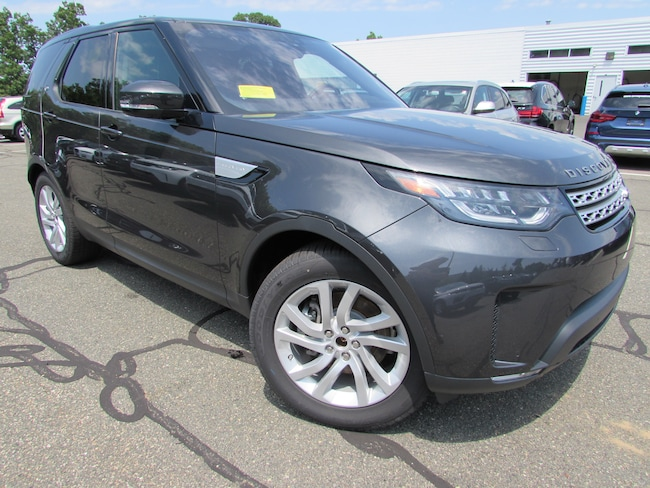 2017 Land Rover Discovery HSE 4-door