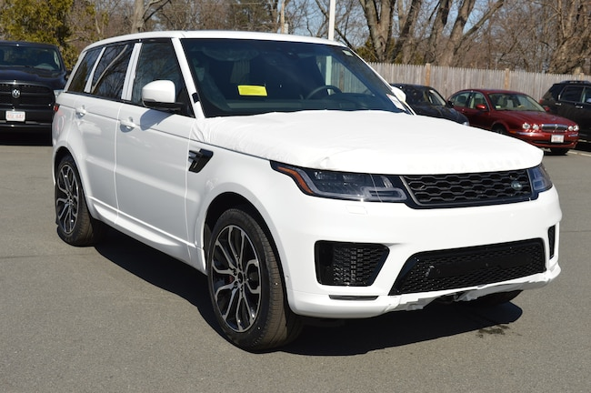 Range Rover Peabody >> New 2019 Land Rover Range Rover Sport For Sale At Land Rover
