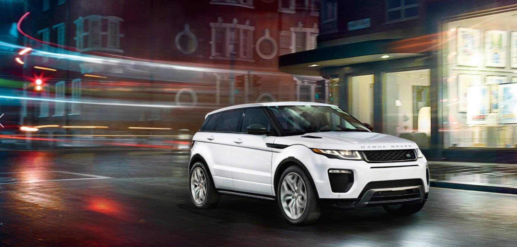Comparing Luxury Suvs 2019 Range Rover Evoque Peabody