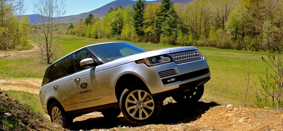 Range Rover Peabody >> Best Off-Roading in New England | Land Rover Peabody