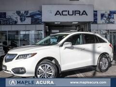 2016 Acura RDX Elite PKG, new tires, new brake all around. No acc SUV