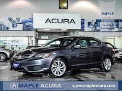 2017 Acura ILX Tech pkg, Navi, Blind Spot, Remote Starter Sedan