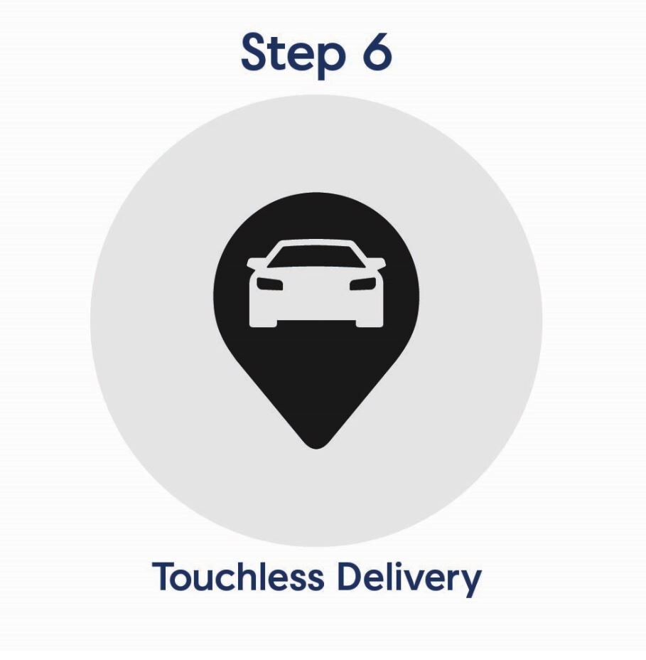 Touchless Delivery