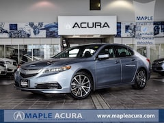 2015 Acura TLX Tech Pkg, Navigation, One Owner, Rear Heat Seats Sedan