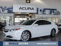 2014 Acura TL A-Spec, Chrome Rims. Leather, Sunroof, and body ki Sedan