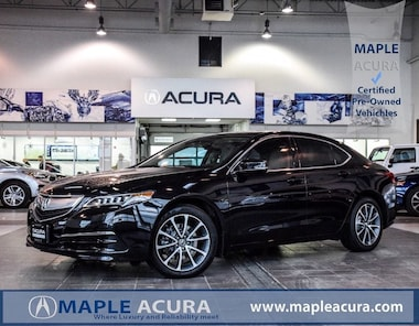 2015 Acura TLX Tech Pkg, Navi, SH-AWD, all new brakes Sedan