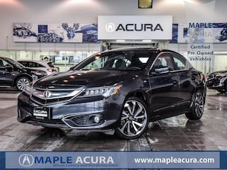 2016 Acura ILX A-Spec, Navi, two sets of rims and tires Sedan