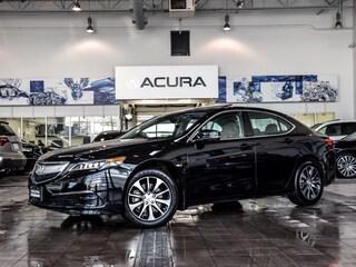 2015 Acura TLX Tech, Navi, leather, remote starter, blind spot Sedan