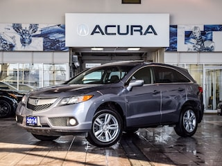 2014 Acura RDX Tech Pkg, Navi, AWD, Power tailgate SUV