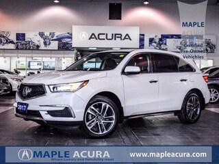 2017 Acura MDX Navi Pkg, Leather, Sunroof, remote starter SUV