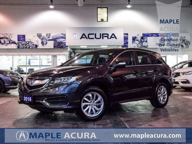 2016 Acura RDX Tech Pkg, Navigation, AWD, No accidents SUV