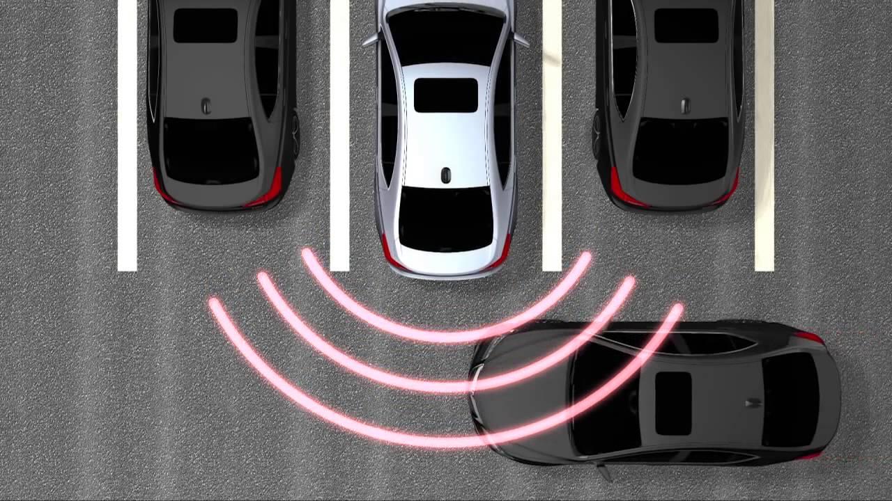 Cross Traffic Monitor (CTM) | Maple Acura
