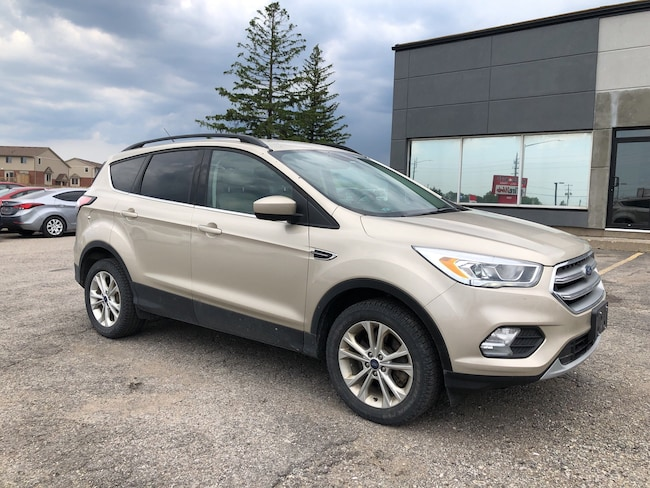 2017 Ford Escape SE|AWD|NAVIGATION|BACKUP CAMERA|LEATHER SUV