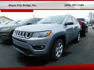 New 2018 Jeep Compass LATITUDE 4X4 Sport Utility 360843 for sale in Hornell, NY