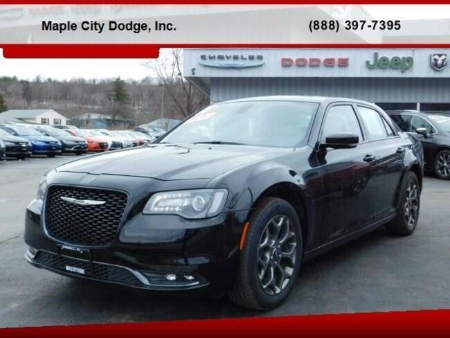 Used 2017 Chrysler 300 S Sedan for sale in Hornell, NY